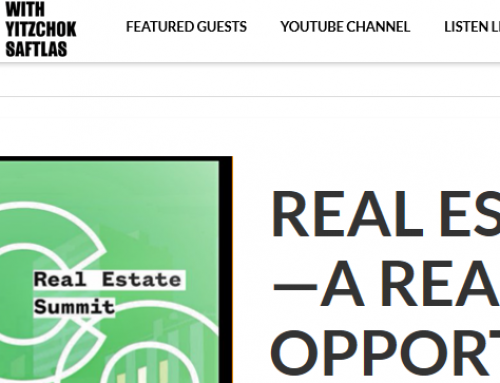 "Tune In To The Podcast Of The JCON Real Estate Summit Radio Show On 77WABC ""Mind Your Business"" Episode"
